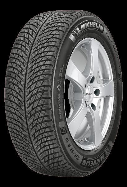 Reifengröße: 255/55R18 109V